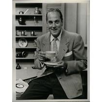 1957 Press Photo Howard Miller