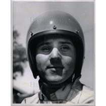 1955 Press Photo Jerry Schoenith