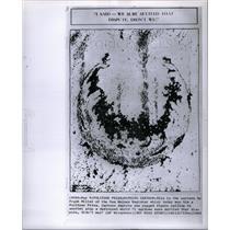 1963 Press Photo Frank Miller cartoon Pulitzer Prize