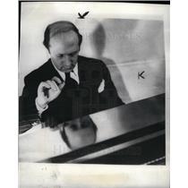 1940 Press Photo Mischa Kottler, Pianist