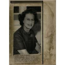 1972 Press Photo Lady Tweedsmir women's lib