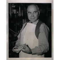 1940 Press Photo Joseph L.Menchen