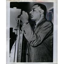 1965 Press Photo Egypt's President Nasser made a speech