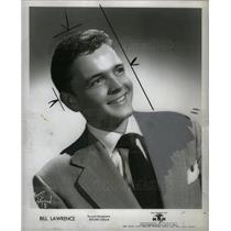 1952 Press Photo Bill Lawrence screenwriter producer