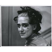 1969 Press Photo Michigan Artists Show