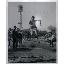 1961 Press Photo Frank Schoebel