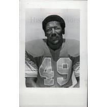 1978 Press Photo Lions Larry Walton Buffalo Bills - dfpd30009