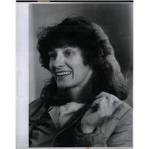 1978 Press Photo Honor Shoemaker detroit sewer worker