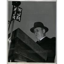 1942 Press Photo Henry Morgenthau.