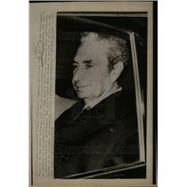1976 Press Photo alio moro premier designate