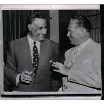 1958 Press Photo Ana Nasser