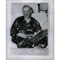 1949 Press Photo Billy Meyer MLB-Pittsburgh