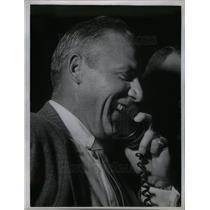 1959 Press Photo Joseph Ducky Medwick MLB Player