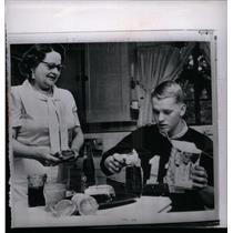 1964 Press Photo Don Schollander Swimmer US