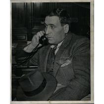1942 Press Photo Charles B. Stringari - DFPD65603
