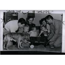 1953 Press Photo Curt Simmons Baseball Player - DFPD68805