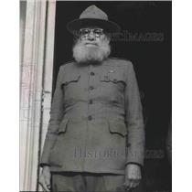 1970 Press Photo W. C. Hulgan, World War 1 Veteran, Birmingham Native