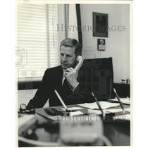 1970 Press Photo Floyd Mann, Alabama Public Safety Director - abna40476