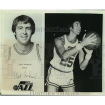 Press Photo New Orleans Jazz basketball player Gail Goodrich - sas10410