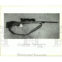 1994 Press Photo Weathersby 7mm Hunting Riffle - nob23918