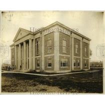 1937 Press Photo Barnwell Hall at the University of Alabama - abns06197