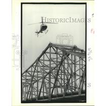 1989 Press Photo Opening of the Helicopter Association International convention