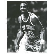 Press Photo New York Knicks Blackmon Alone - RRQ40365