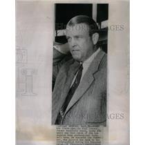 1964 Press Photo Hampton John Pool Head coach LA Rams - RRQ43909