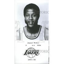 1978 Press Photo Jamaal Wilkes basketball player - RRQ60675