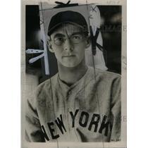 1932 Press Photo Danny MacFayden Boston Red Sox - RRQ43773