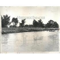 1933 Press Photo Motor Boats Races - RRQ31947