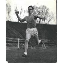 1938 Press Photo Dick Kearns of UofC - RRQ12299