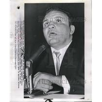 1960 Press Photo Jacob Jake Lamotta Middleweight - RRQ35471