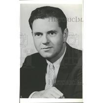 1962 Press Photo Bob Wolff American Sportscaster - RRQ55167