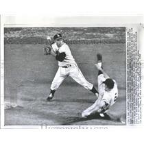 1962 Press Photo Shortstop Joe Koppe - RRQ68853