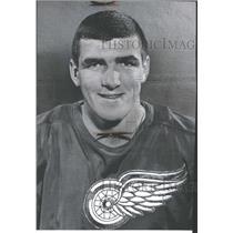 1969 Press Photo John Brian Patrick Head Coach Oilers - RRQ40593
