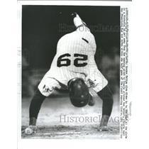 1969 Press Photo Atlanta Braves basbeall player Felipe Alou - RRQ70933