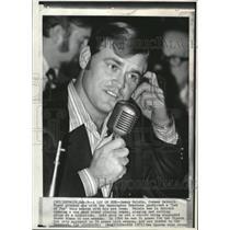 1971 Press Photo Denny McLain Detroit Tiger Senators - RRQ33537