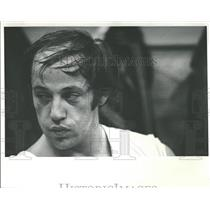 1971 Press Photo Anthony Francis Huck Ice Hockey Player - RRQ41727
