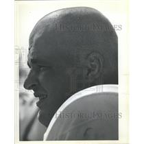 1973 Press Photo Denver Broncos George Goeddeke - RRQ12509