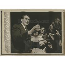 1973 Press Photo George Allen - RRQ16325 - RRQ16325