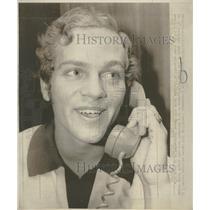 1973 Press Photo David Clyde Texas Rangers Draft - RRQ38271
