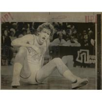 1977 Press Photo Paul Westphal Boston Celtics NBA Kings - RRQ44461