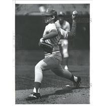1978 Press Photo Seattle Mariners Pitcher Paul Mitchell - RRQ72651