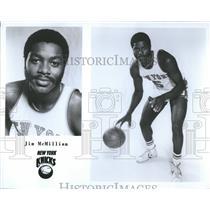 1979 Press Photo New York Knicks' Jim McMillian - RRQ65947