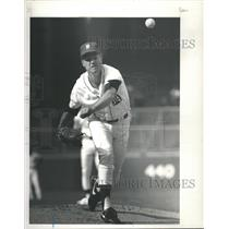 1993 Press Photo Frank Tanana League Baseball Pitcher - RRQ29195