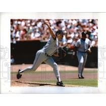 1993 Press Photo Aramndo Reyoso Atlanta Braves Seven - RRQ44287