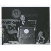 Press Photo Al Companis Baseball Los Angeles Dodgers - RRQ12657
