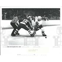Press Photo New York Islanders professional ice hockey - RRQ41591