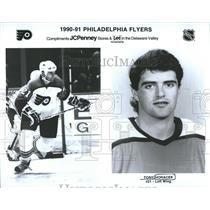 Press Photo Tony Horacek of the Philadelphia Flyers - RRQ56057